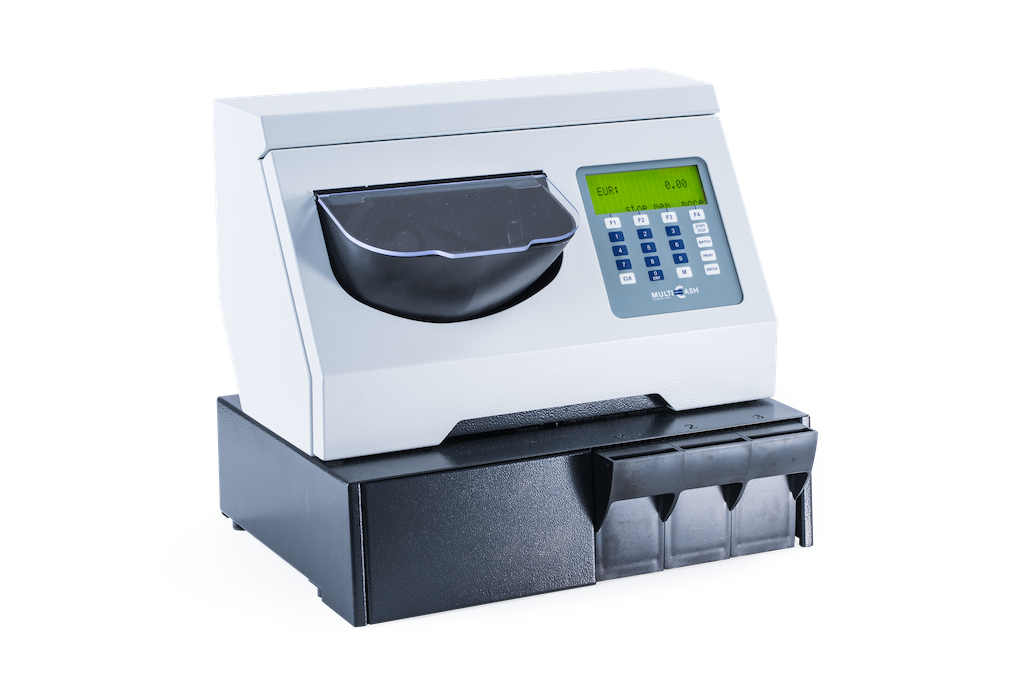 MC 1-14/MC 2-14 - coin counting - coin counter - back office